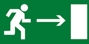 E03 выход направо