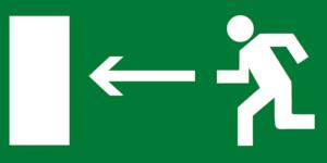 E04 выход налево