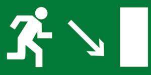 Е07 выход направо вниз