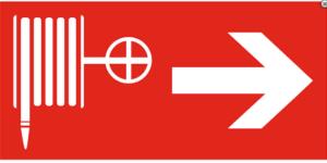 F31 пожарный кран направо